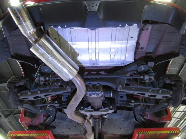 WRX STI Aライン B型 クスコ車高調 FGKマフラー ケンウッドメモリーナビ フルセグ ハイレゾ ETC D席レカロフルバケシート STIフロントリップスポイラー 社外18AW クルコン オートライト スマートキー(23枚目)