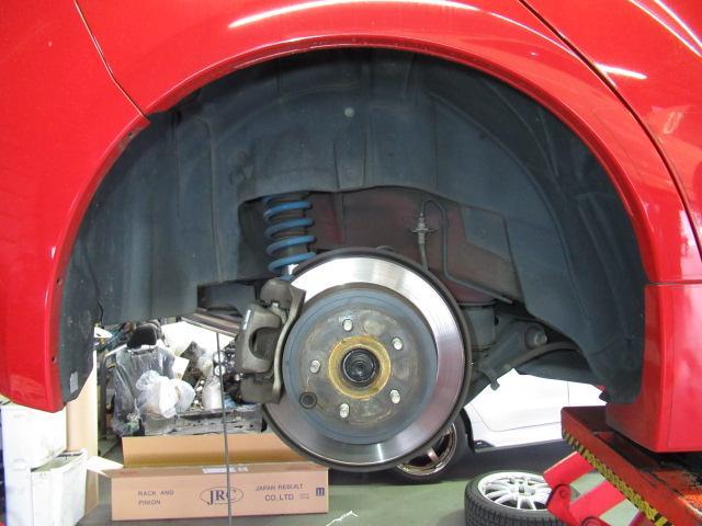 WRX STI Aライン B型 クスコ車高調 FGKマフラー ケンウッドメモリーナビ フルセグ ハイレゾ ETC D席レカロフルバケシート STIフロントリップスポイラー 社外18AW クルコン オートライト スマートキー(26枚目)
