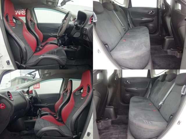 コンパクなトボディにゆとりの室内空間。後席の膝周りは驚くほど余裕たっぷりです!
