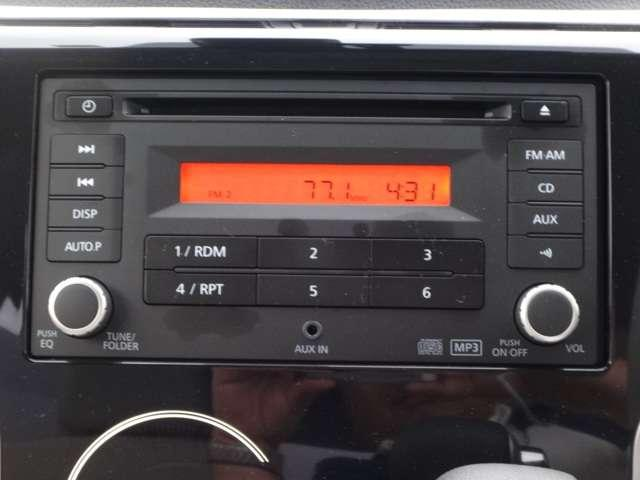 660X 純正FM/AMラジオ付CDデッキ 衝突被害軽減ブレーキ&踏み間違い防止装置 全周囲カメラ 運転席&助手席エアバッグ プッシュエンジンスターター インテリジェントキー プライバシーガラス オートエアコン ワンオーナー(5枚目)