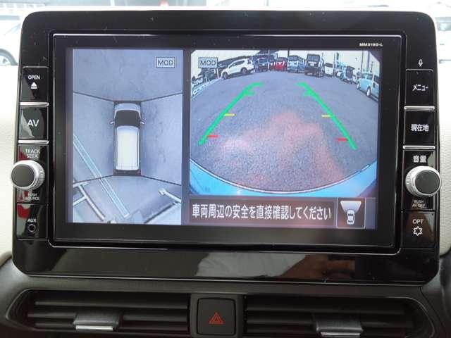 660 X 純正メモリーナビ フルセグTV 衝突被害軽減ブレーキ&踏み間違い防止装置 全周囲カメラ SRSサイド&カーテンエアバッグ レーンアシスト ハイビームアシスト オートエアコン 14インチAW(3枚目)