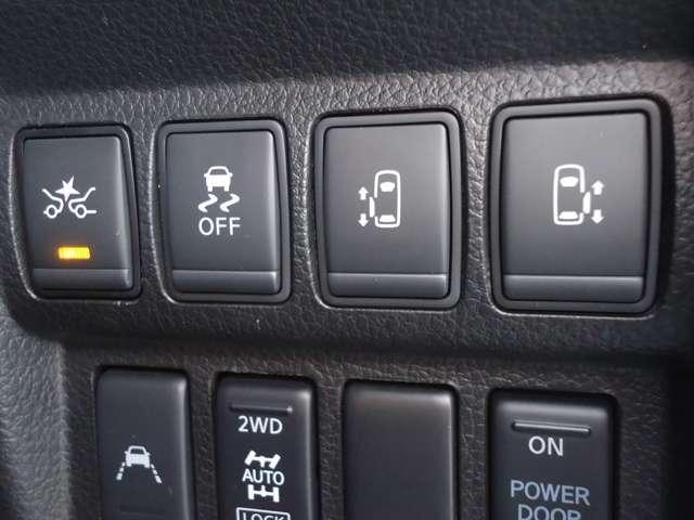250ハイウェイスターS 4WD 8人乗り レンタアップ 純正メモリーナビ 衝突被害軽減ブレーキ&踏み間違い防止装置 バックカメラ ハイビームアシスト LEDヘッドライト オートエアコン クルーズコントロール ETC 18インチAW ワンオーナー(7枚目)