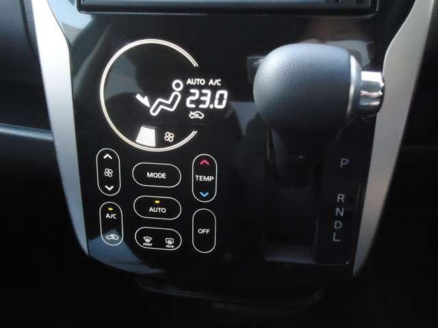 660ハイウェイスター X 純正メモリーナビ フルセグTV 衝突被害軽減ブレーキ 全周囲カメラ アイドリングストップ キセノンヘッドライト インテリジェントキー プライバシーガラス オートエアコン 14インチAW ワンオーナー(8枚目)