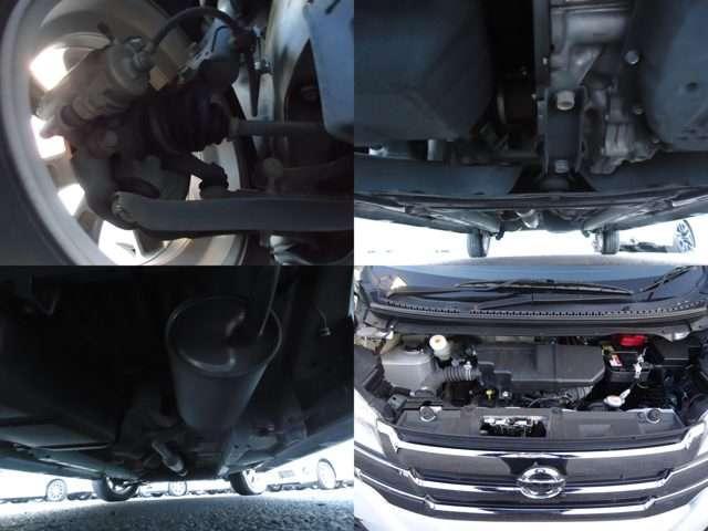 660ハイウェイスター X 純正メモリーナビ フルセグTV 衝突被害軽減ブレーキ 全周囲カメラ アイドリングストップ キセノンヘッドライト インテリジェントキー プライバシーガラス オートエアコン 14インチAW ワンオーナー(20枚目)