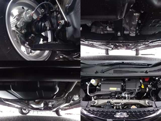 660 ハイウェイスターX 届出済未使用車 衝突軽減ブレーキ LEDライト 衝突軽減 バックビューモニター ABS スマートキー ワンオーナー キーレス アイドリングストップ AW WエアB 盗難防止(20枚目)