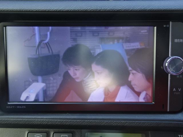トヨタ アクア S ナビBモニターTV