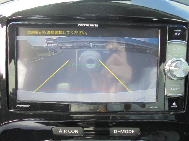日産 ジューク 15RX
