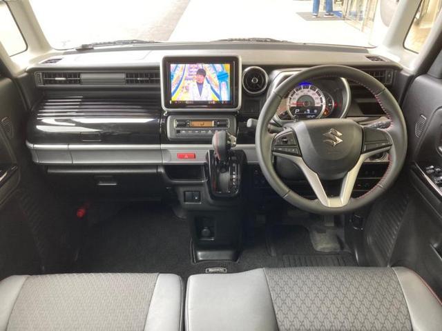ハイブリッドXS ヘッドランプLEDアイドリングストップエンジンスタートボタンキーレススライドドア両側電動オートエアコンシートヒーター前席ベンチシート2列目シート形状分割可倒シートハーフレザー(4枚目)