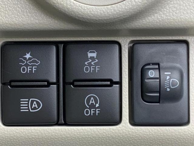 L SA3 スマートアシスト/キーレス/車線逸脱防止支援システム/EBD付ABS/横滑り防止装置/アイドリングストップ/エアバッグ 運転席/エアバッグ 助手席/パワーウインドウ/キーレスエントリー 禁煙車(9枚目)