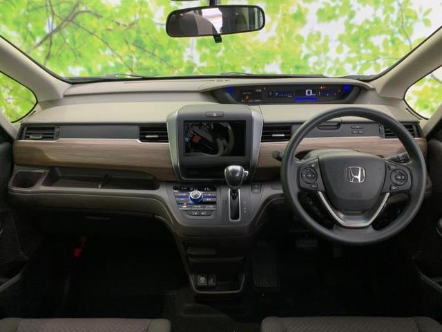 Gホンダセンシング 登録済未使用車/LEDヘッドライト/両側パワースライド/Cパッケージ/ナビ装着用SP/ETC/プッシュスタート/両側電動スライドドア/車線逸脱防止支援システム/EBD付ABS/横滑り防止装置(4枚目)