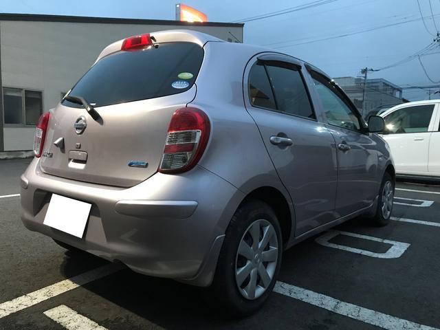 「日産」「マーチ」「コンパクトカー」「茨城県」の中古車6