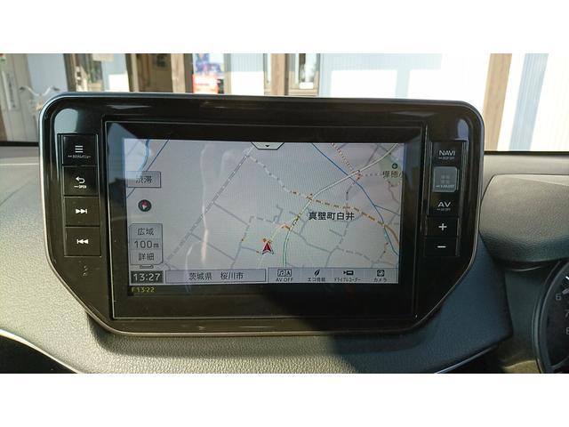 ダイハツ ムーヴ カスタム RS ハイパーSAIII 8型ナビ安心ドラレコP