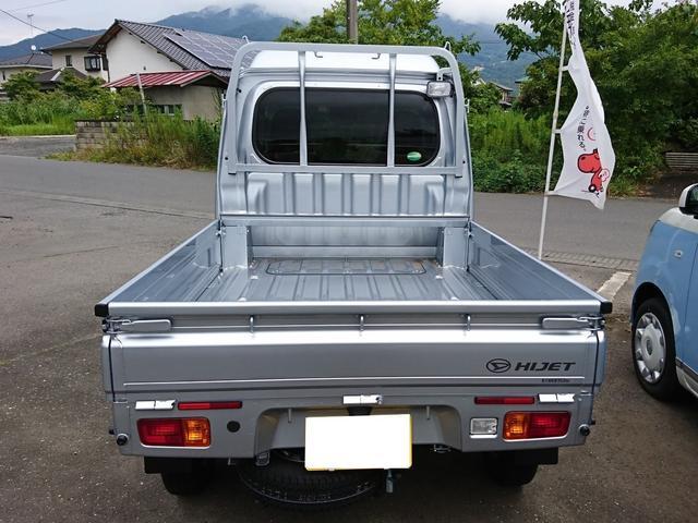 ダイハツ ハイゼットトラック ジャンボSAIIIt 4WD 届出済未使用車
