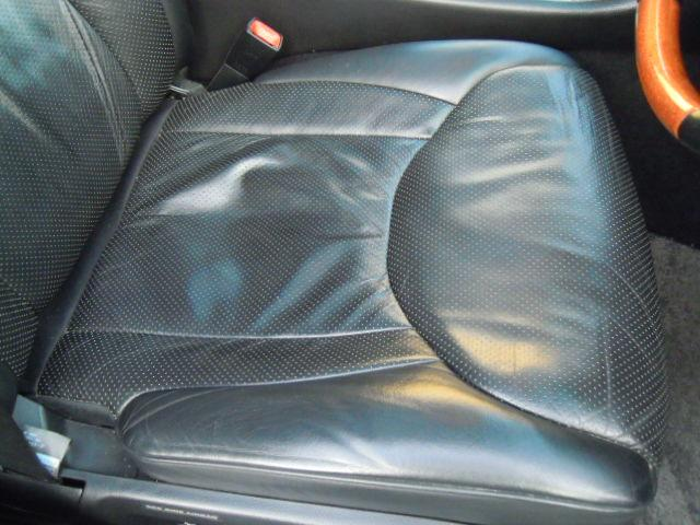 トヨタ セルシオ C仕様 黒革 サンルーフ スマートキー