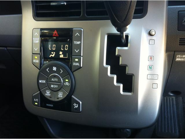 トヨタ ヴォクシー X Lエディション  フリップダウンモニター