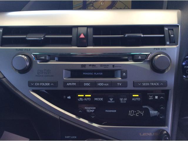 RX450h バージョンL マークレビンソン サンルーフ(10枚目)