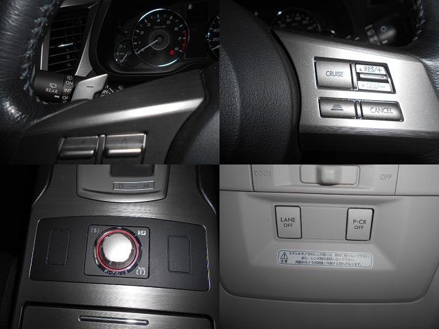 スバル アウトバック 2.5iアイサイト HDDナビBカメラ ETC クルコン