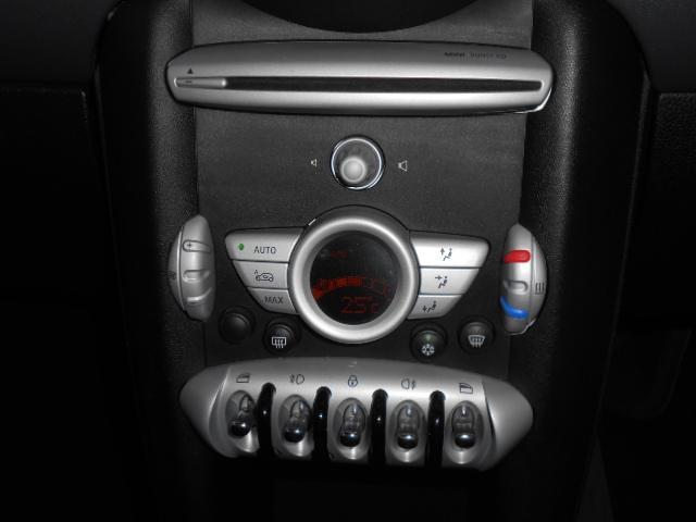 MINI MINI クーパー ホワイトルーフ 純正CD 革調シートカバー