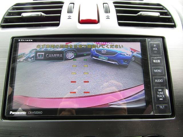 スバル インプレッサスポーツ 2.0i-Sアイサイト HDD地デジ 半革 Bカメラ