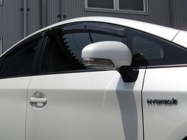 【ウィンカードアミラー!お洒落で機能的♪】周りの車に「ウインカー&ハザード」を気付いてもらえる装備です。だから、お洒落で安全・安心♪