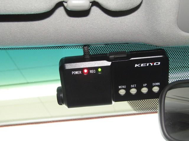 【必需品ドライブレコーダー付】もしもの事故のときも安心!ドライブレコーダーで常時記録!