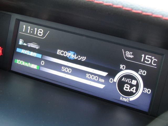 2.0GTアイサイト 純正SDナビAVIC-CL901 DVD再生 音楽サーバー F・S・Rカメラ オートライト オートクルーズ パドルシフト LEDヘッド フォグ Pシート シートヒーター 純正18AW サンルーフ(66枚目)