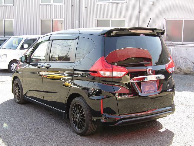 ハイブリッドG・ホンダセンシング 車いす仕様 9型インターナビ フルセグ DVD再生 音楽録音 ブルートゥース Bカメラ オートクルーズ ETC LEDヘッドライト フォグランプ ENKEI16AW インテリキー 両側電動 1オーナー(40枚目)