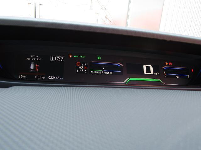 ハイブリッドG・ホンダセンシング 車いす仕様 9型インターナビ フルセグ DVD再生 音楽録音 ブルートゥース Bカメラ オートクルーズ ETC LEDヘッドライト フォグランプ ENKEI16AW インテリキー 両側電動 1オーナー(57枚目)