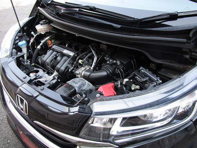 ハイブリッドG・ホンダセンシング 車いす仕様 9型インターナビ フルセグ DVD再生 音楽録音 ブルートゥース Bカメラ オートクルーズ ETC LEDヘッドライト フォグランプ ENKEI16AW インテリキー 両側電動 1オーナー(66枚目)
