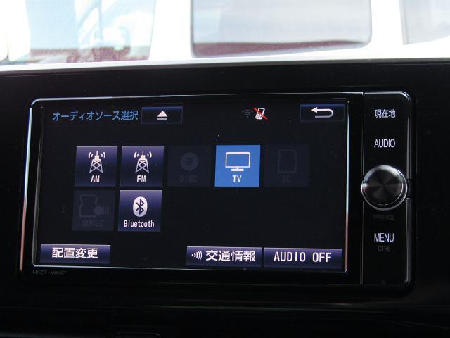 G-T 純正SDナビNSZT-W66T フルセグ DVD再生 音楽サーバー ブルートゥース オートクルーズ LEDヘッド 純正18AW フォグ Bカメラ ハーフレザー Sヒーター オートライト 1オーナー(64枚目)