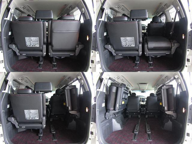 2.4Z ゴールデンアイズ SDナビAVN-ZX02i フルセグ DVD再生 音楽サーバー ブルートゥース オートクルーズ ETC HIDヘッド フォグ バックカメラ ハーフレザー スマートキー 1オーナー(20枚目)