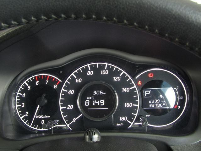 メダリスト 純正SDナビMP315D-W フルセグ DVD再生 ブルートゥース オートライト アラウンドビューモニター I-STOP LEDヘッドライト フォグ ハーフレザー インテリキー スーパーチャージャー(7枚目)