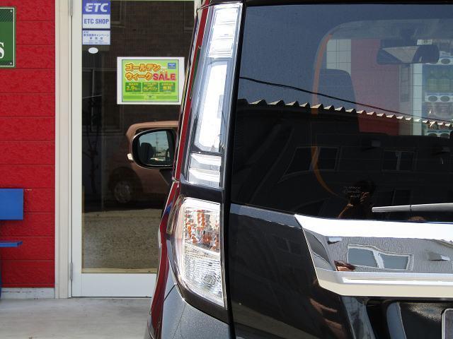 カスタムG ターボ SAII SDナビNSZT-W62G DVD再生 ブルートゥース 音楽サーバー オートライト パノラマモニター オートクルーズ I-STOP LEDヘッドライト フォグランプ 純正15インチAW 両側電動ドア(19枚目)