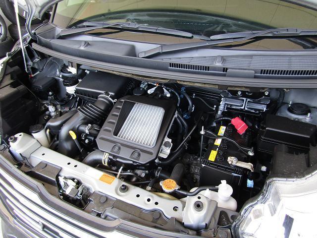 カスタムG ターボ SAII SDナビNSZT-W62G DVD再生 ブルートゥース 音楽サーバー オートライト パノラマモニター オートクルーズ I-STOP LEDヘッドライト フォグランプ 純正15インチAW 両側電動ドア(70枚目)