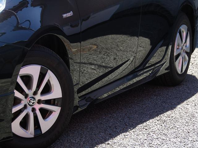 S 純正SDナビNSCD-W66 地デジ ブルートゥース セキュリティ オートライト LEDヘッドライト フォグランプ オートクルーズ 純正15インチAW フルエアロ スマートキー セーフティセンス(44枚目)
