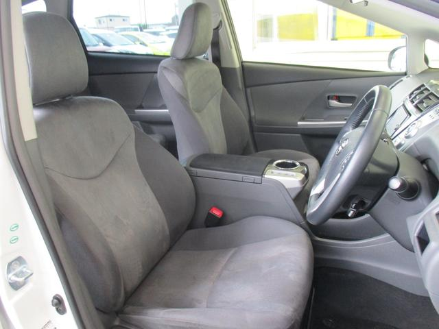 トヨタ プリウスアルファ G  フルセグメモリーナビ・ETC