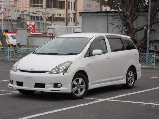 「トヨタ」「ウィッシュ」「ミニバン・ワンボックス」「埼玉県」の中古車5