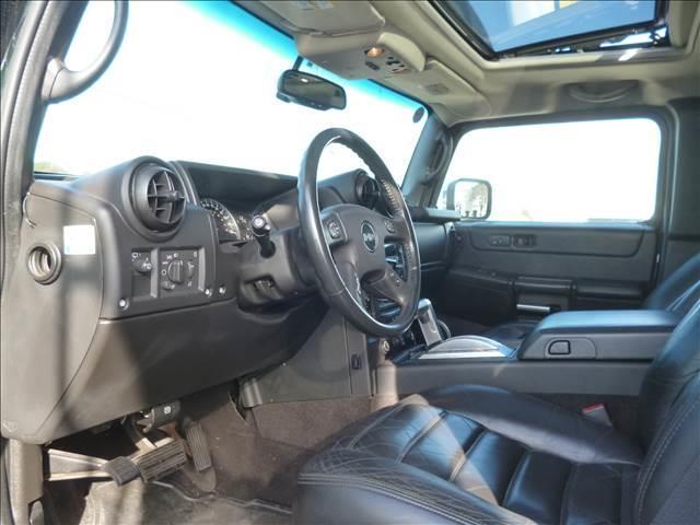 ハマー ハマー H2 Type-G 修復歴無し 4WD 革シート ETC付き