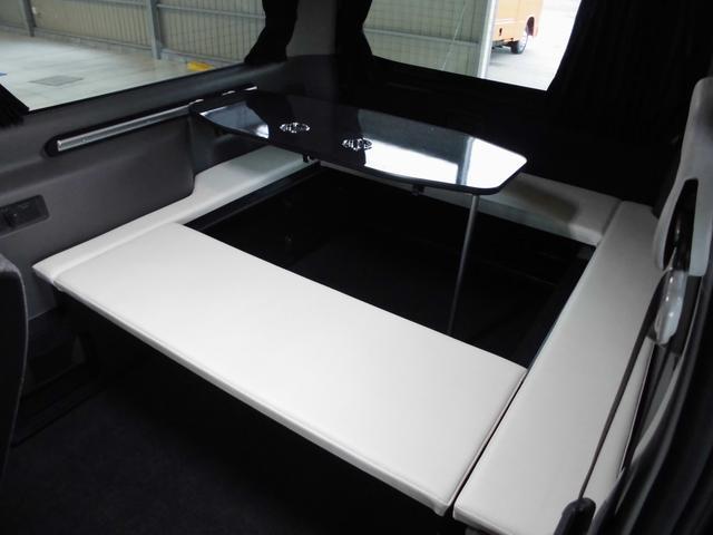 日産 NV350キャラバンバン リノタクミ RB ベッドキット