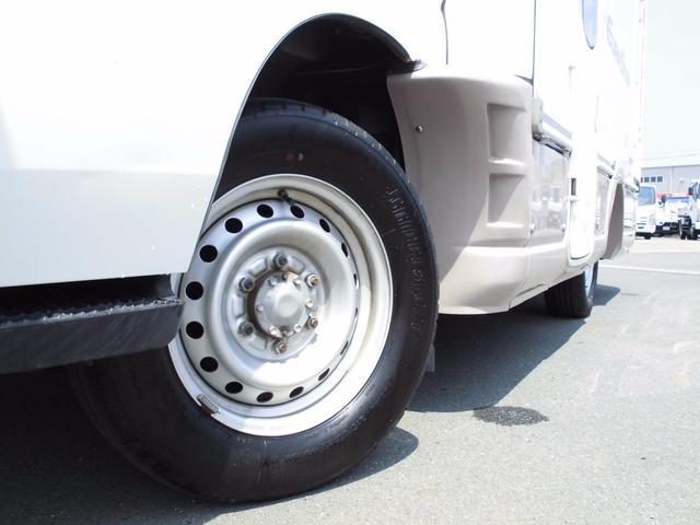 トヨタ カムロード キャンピングカーグローバル ユーロスター