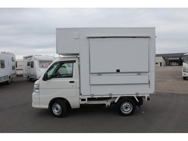 ダイハツ ハイゼットトラック 移動販売車 ケータリングカー キッチンカー