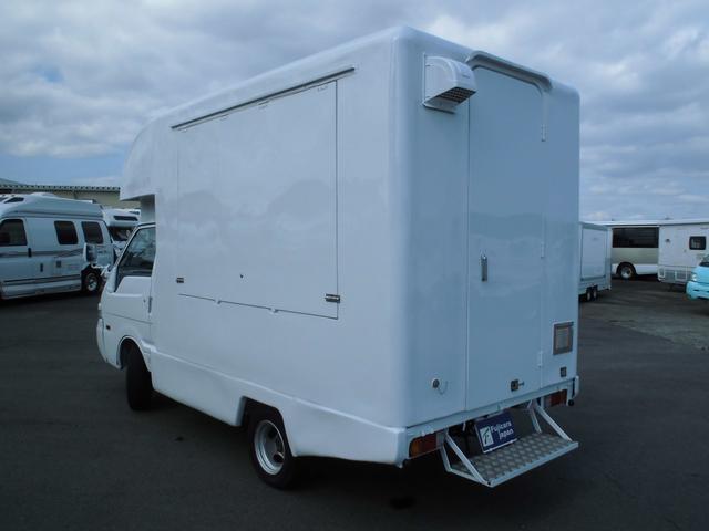 日産 バネットトラック 移動販売車 ケータリングカー キッチンカー