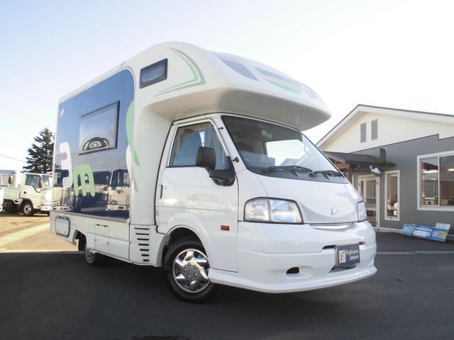 日産 バネットトラック キャンピングカー ナッツRV マッシュW