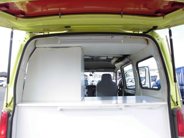 トヨタ ライトエースバン 移動販売車 アイアンクック製 ケータリングカー 8ナンバー