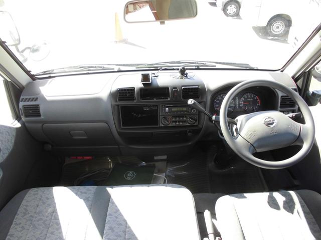 日産 バネットトラック キャンピングカー バンテック アトム307R