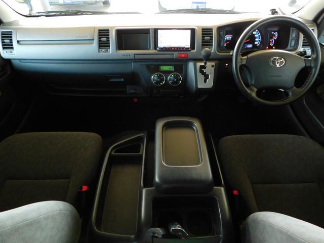 キャンピングカー ナッツRV トライアル タイプA 4WD(15枚目)