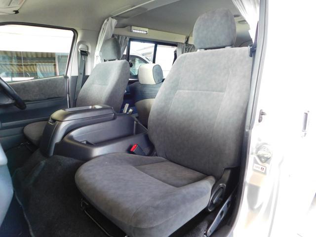 キャンピングカー ナッツRV トライアル タイプA 4WD(17枚目)