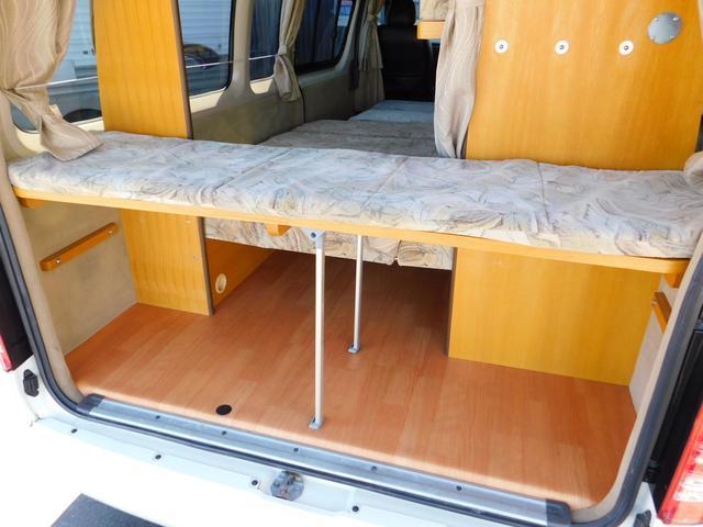 キャンピングカー ナッツRV ラディッシュ キャンパー特装車(6枚目)