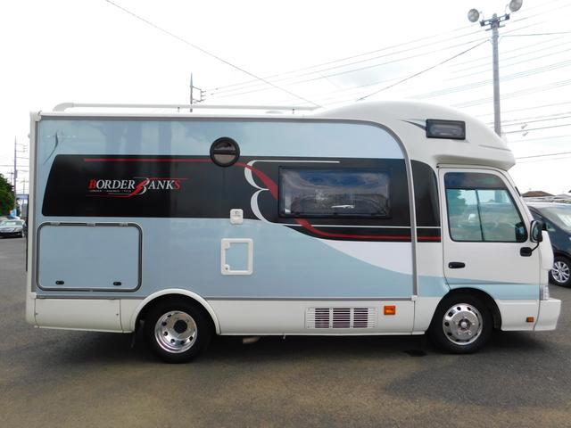 キャンピングカー ナッツRV ボーダーバンクス ディーゼルT(27枚目)