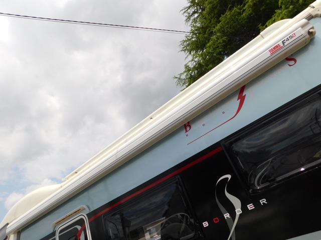 キャンピングカー ナッツRV ボーダーバンクス ディーゼルT(57枚目)